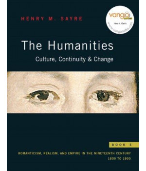 The Humanities: Culture, Continuity, and Change, Book 5      (Paperback)