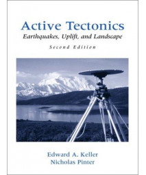 Active Tectonics: Earthquakes, Uplift, and Landscape (2nd Edition)      (Paperback)