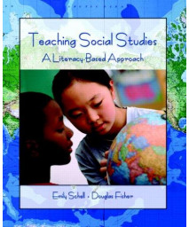 Teaching Social Studies: A Literacy-Based Approach      (Paperback)