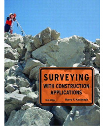 Surveying with Construction Applications (6th Edition)      (Hardcover)