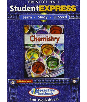 Student Express for Prentice Hall Chemistry (Interactive Textbook plus ChemASAP)      (CD-ROM)