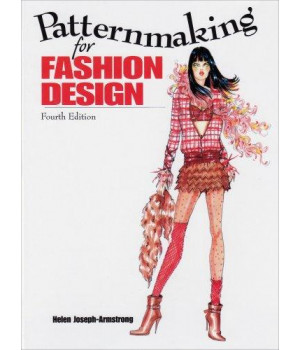 Patternmaking for Fashion Design (Cloth) (4th Edition)      (Hardcover)