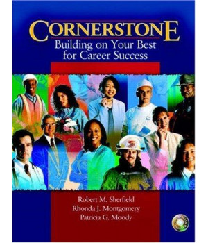 Cornerstone Building on Your Best for Career Success & Video Cases on CD Pkg      (Paperback)