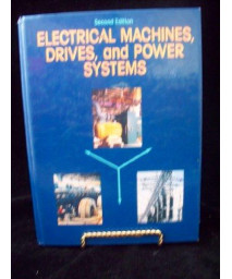 Electrical Machines, Drives, and Power Systems      (Hardcover)
