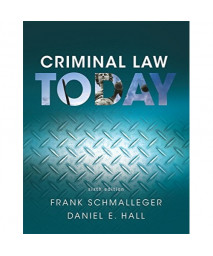 Criminal Law Today (6th Edition)