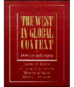 West in Global Context, The (From 1500 to the Present)      (Paperback)