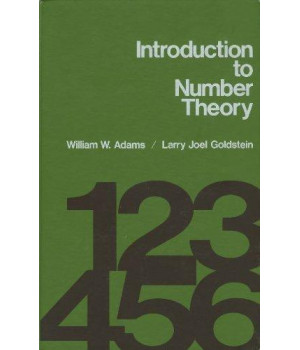 Introduction to Number Theory      (Hardcover)