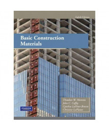 Basic Construction Materials (8th Edition) (Pearson Construction Technology)      (Hardcover)