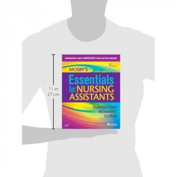 Workbook and Competency Evaluation Review for Mosby's Essentials for Nursing Assistants, 4e