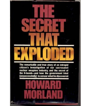 The Secret That Exploded      (Hardcover)