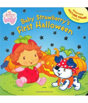 Baby Strawberry's First Halloween (Strawberry Shortcake Baby)