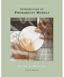 2: Introduction to Probability Models: Operations Research, Volume II (with CD-ROM and InfoTrac)      (Hardcover)