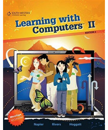 Learning with Computers II (Level Orange, Grade 8) (Middle School Solutions)      (Hardcover)