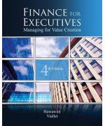 Finance for Executives: Managing for Value Creation, 4th Edition      (Hardcover)