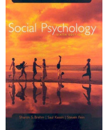 Brehm Social Psychology Sixth Edition At New Used Price      (Hardcover)