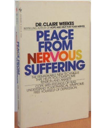 Peace From Nervous Suffering      (Mass Market Paperback)