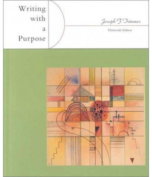 Writing With A Purpose Thirteenth Edition      (Hardcover)