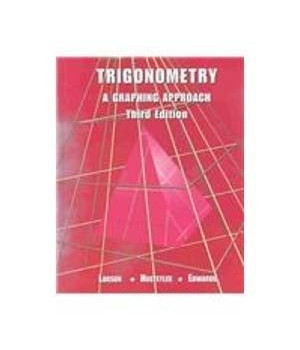Trigonometry: A Graphing Approach      (Hardcover)