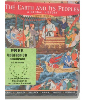 Earth And Its Peoples Complete With Upgrade Cd-rom, Second Edition      (Hardcover)