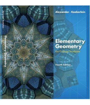 Elementary Geometry For College Students      (Hardcover)
