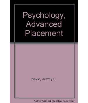 Psychology Concepts and Applications      (Hardcover)