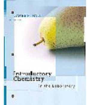 Introductory Chemistry Lab Manual 6e      (Paperback)