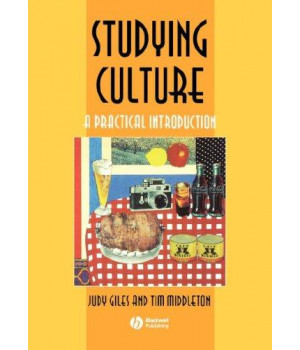 Studying Culture: A Practical Introduction      (Paperback)
