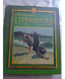 Patterns in Literature: America Reads      (Hardcover)