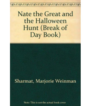 Nate Great Halloween (Nate the Great)      (Hardcover)