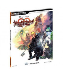 Kingdom Hearts 358/2 Days Signature Series Strategy Guide