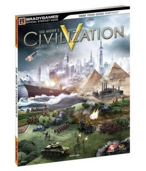 Civilization V Official Strategy Guide (Bradygames Official Strategy Guides)      (Paperback)