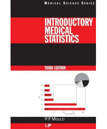 Introductory Medical Statistics, 3rd edition (Series in Medical Physics and Biomedical Engineering)      (Paperback)