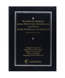 Business Enterprises: Legal Structures, Governance, and Policy
