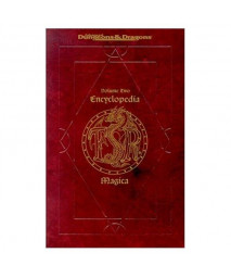 Encyclopedia Magica (Advanced Dungeons and Dragons), Vol. 2: D-P