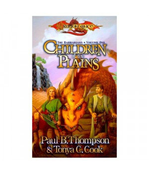Children of the Plains (Dragonlance Barbarians, Vol. 1)