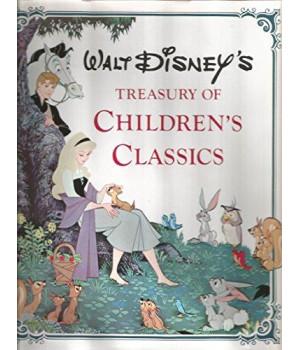 Walt Disney's Treasury of Children's Classics      (Hardcover)