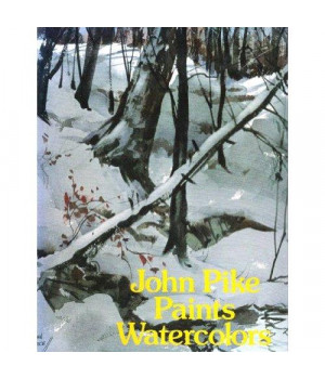 John Pike Paints Watercolor