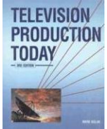 Television Production Today, Student Edition      (Hardcover)