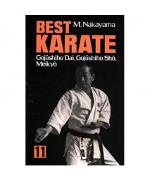Best Karate, Vol.11: Gojushiho Dai, Gojushiho Sho, Meikyo (Best Karate Series)