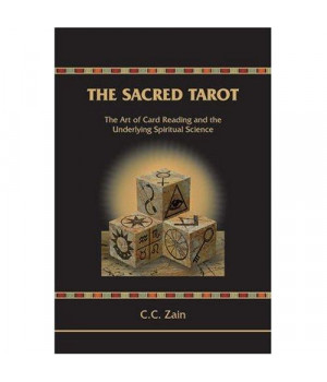 The Sacred Tarot: The Art of Card Reading and the Underlying Spiritual Science (Brotherhood of Light, Course 6)
