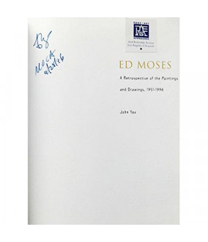 Ed Moses: A Retrospective of Paintings and Drawings, 1951-1996