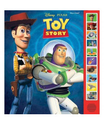 Play-a-Sound: Toy Story (Little Sound Book)