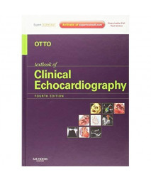 Textbook of Clinical Echocardiography: Expert Consult - Online and Print, 4e