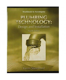 Workbook for Smith/Joyce's Plumbing Technology: Design and Installation, 4th