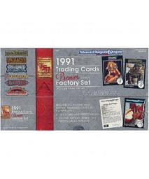 1991 Trading Cards Factory Set/Premier Edition (Advanced Dungeons & Dragons, 2nd Edition)