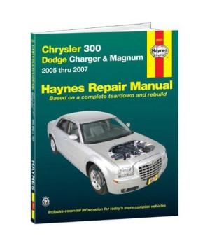 Chrysler 300, '05-'07 (Automotive Repair Manual)