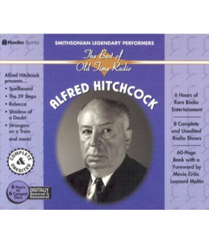 Alfred Hitchcock (Radio Spirits and the Smithsonian)