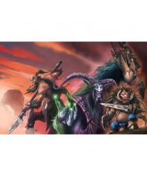 World of Warcraft: Lands of Mystery (D20 Compatible Roleplaying)
