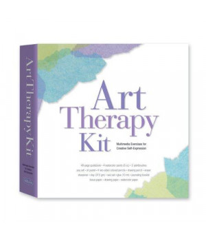 Art Therapy Kit: Multimedia Exercises for Creative Self-Expression