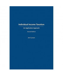 Individual Income Taxation: An Application Approach